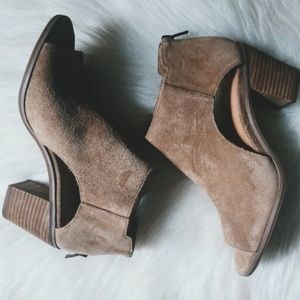 LUCKY BRAND   Ankle Boots NWOT